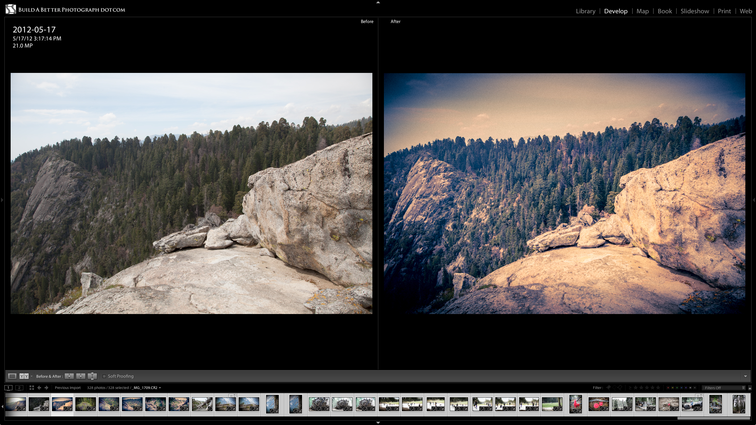 how to create a timelapse lightroom